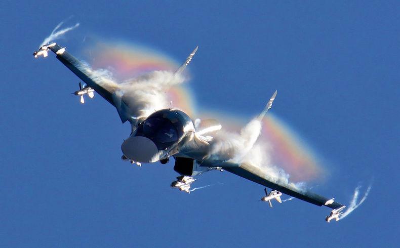 Rusia lanza su primer ataque aéreo en Siria contra las posiciones del Estado Islámico