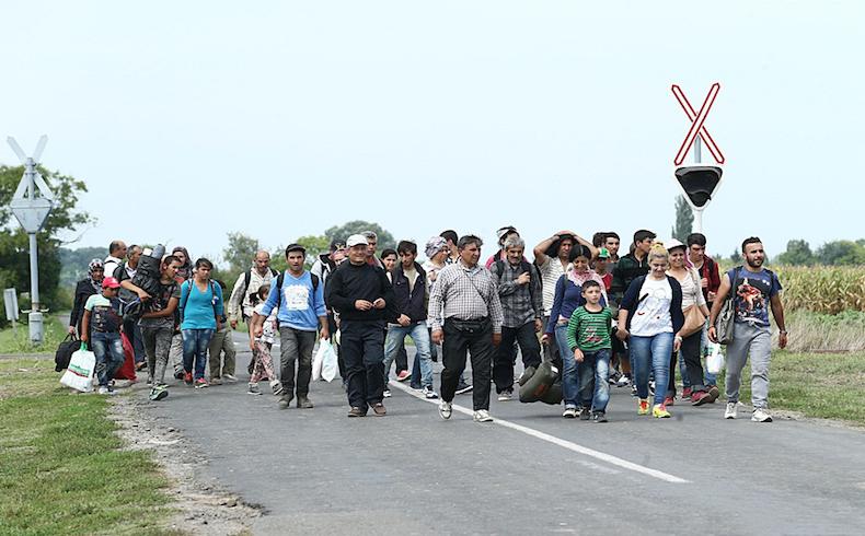 Refugiados con derechos