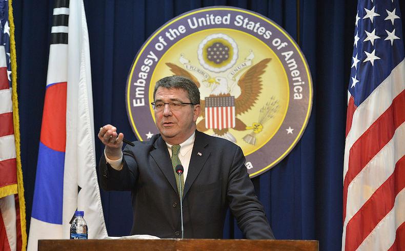Jefe de Defensa de EEUU visitará Asia para discutir nueva fase de reequilibrio militar