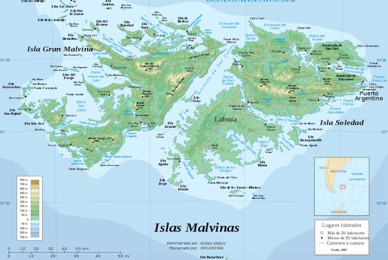Argentina acusa a petrolera Edison (Italia) de actividades 'ilegales' en Malvinas