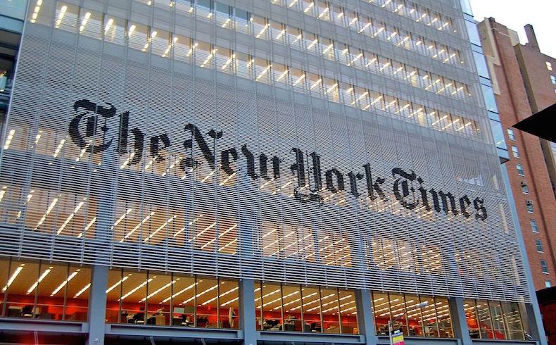 The New York Times colabora en la creación de una nueva plataforma de noticias con Google