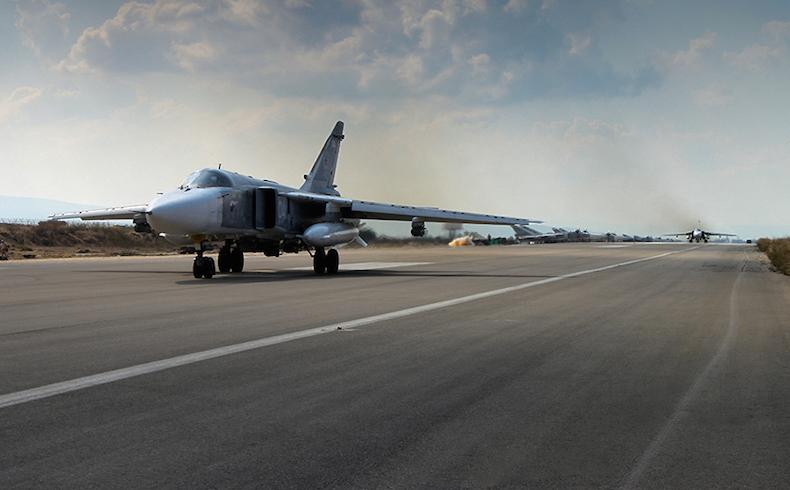 Putin afirma que la tarea de Rusia en Siria es estabilizar a sus autoridades legítimas