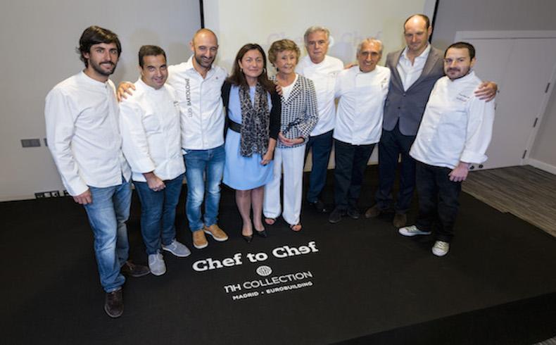 Chefs españoles apoyan a nueve jóvenes africanas que quieren estudiar para ser cocineras