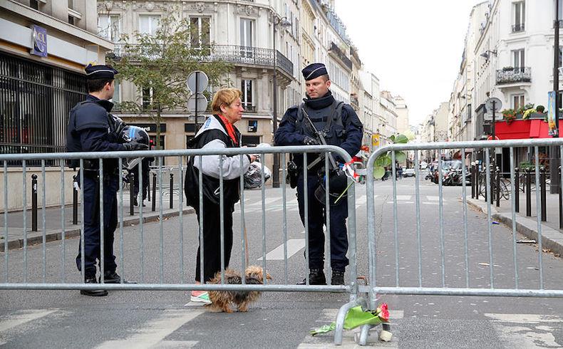 Mártires en París