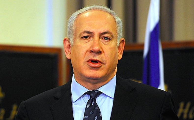 La traición de Netanyahu