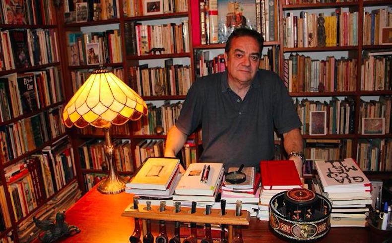 Héctor Freire: sus respuestas y poemas