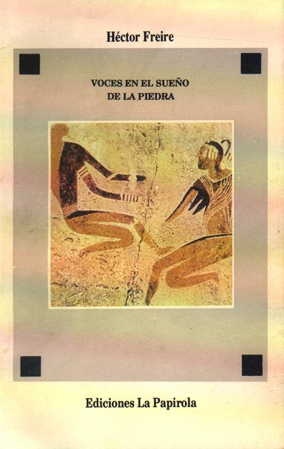 """""""Voces en el sueño de la piedra"""" (1991)"""