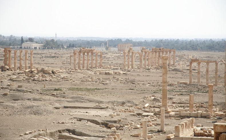 Palmira y el Califato