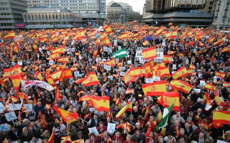 España: Pactos poselectorales
