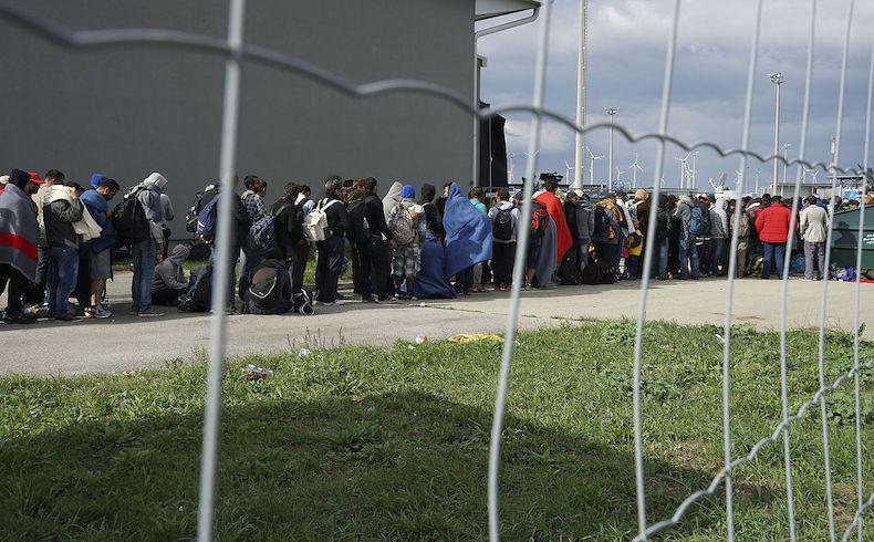 ACNUR señala que la mayoría de los sirios que llegan a Europa lo hacen directamente desde Siria