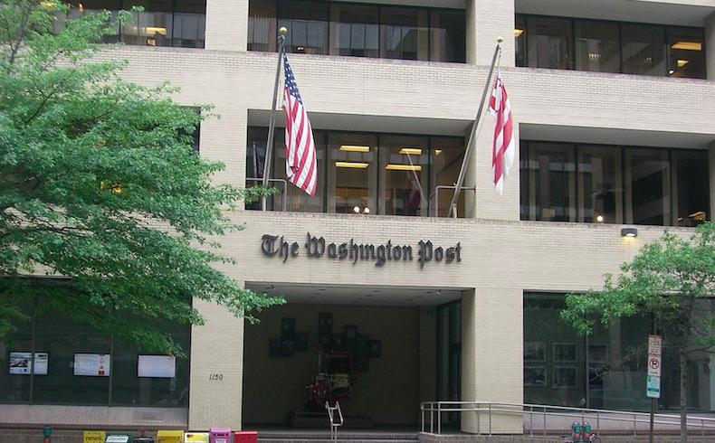 The Washington Post pretende desligar su negocio publicitario online