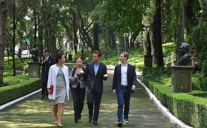 Así todo el mundo es filántropo… Tras el nacimiento de su primera hija, Mark Zuckerberg prevé donar 45.000 millones de dólares a lo largo de su vida