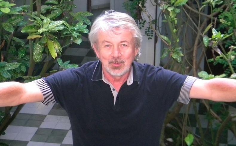 Daniel Calmels: sus respuestas y poemas