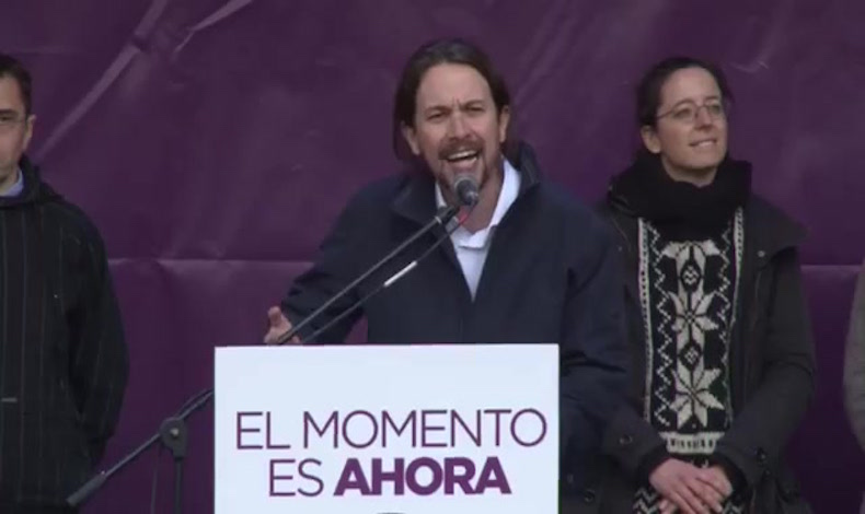Más eutanasia legal: fiel a su programa electoral, Pablo Iglesias se suma a los postulados nazistas