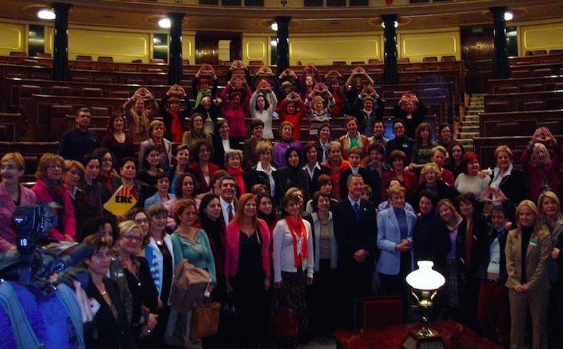 España: Violencia machista