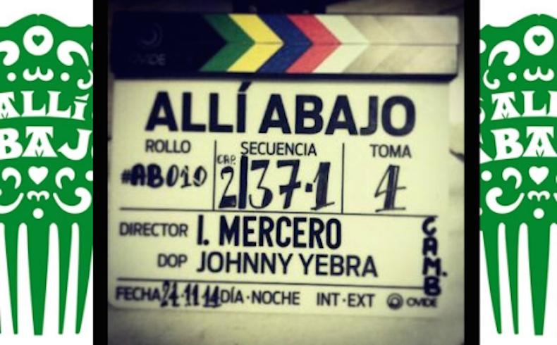 La serie 'Allí Abajo', de Antena 3, más que pedante, soez