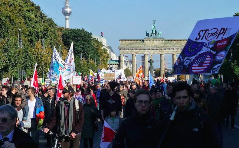 Las trampas del TTIP