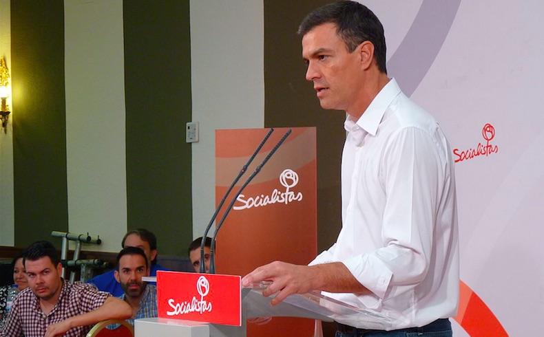 Sánchez sigue sin renunciar al poder