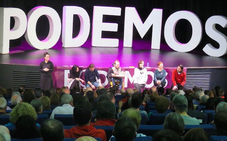 El momento de Podemos