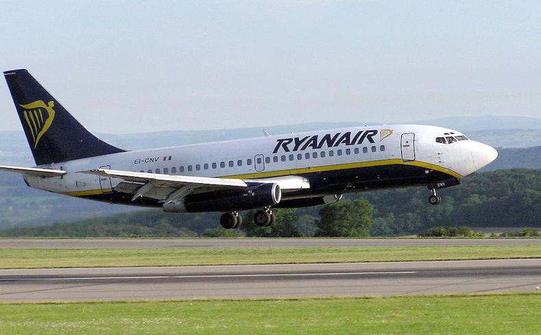 La aerolínia irlandesa Ryanair inicia acciones legales contra eDreams y Google por publicidad engañosa