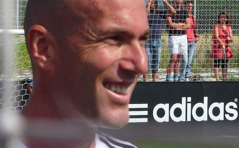 """Adidas ficha a Zidane, Özil y James Rodríguez como prescriptores la nueva campaña de """"Thug Life"""""""
