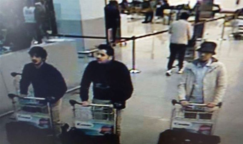Identifican a los hermanos El Bakraoui como autores de ataques de Bruselas