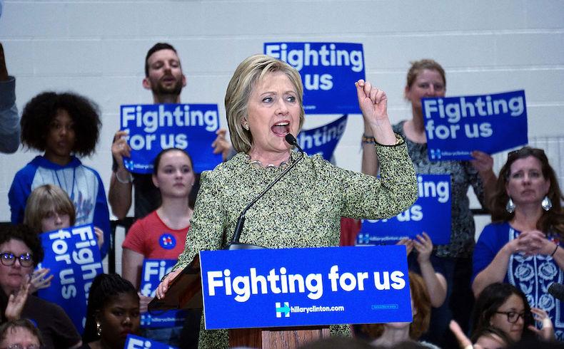 Hillary Clinton: primera mujer candidata a la presidencia de EEUU