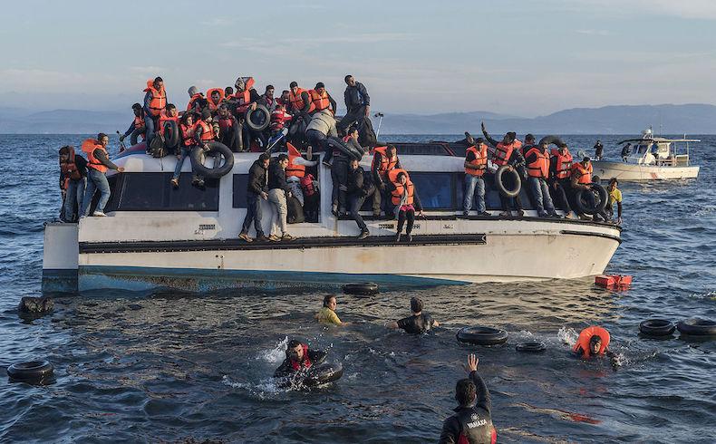 Infierno en el Mediterráneo