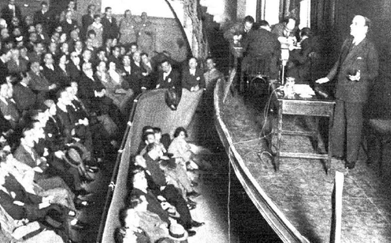 La Escuela de Madrid y la generación decisiva