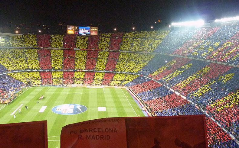 Encuesta: ¿Los aficionados del Barça quieren la independencia de Cataluña?