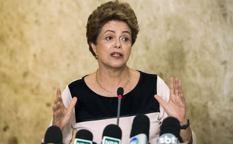 Dilma Rousseff es destituida