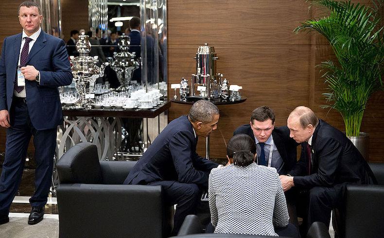 ¿Acuerdo Obama-Putin para defenestrar a Al Asad?