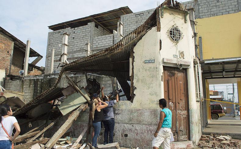 Jefe de ONU expresa condolencias por terremoto en Ecuador
