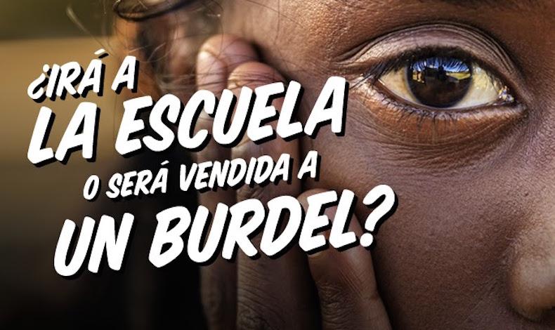 Según el informe de Save the Children, 1,8 millones de niños se explotan sexualmente