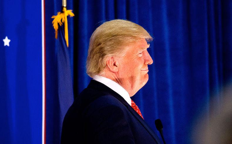 """Trump promete """"la mayor reforma fiscal"""" desde Reagan e impuestos a empresas de EE.UU. en el exterior"""