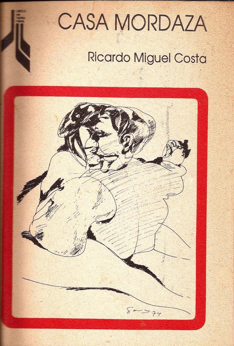 """""""Casa mordaza"""" (1990)"""