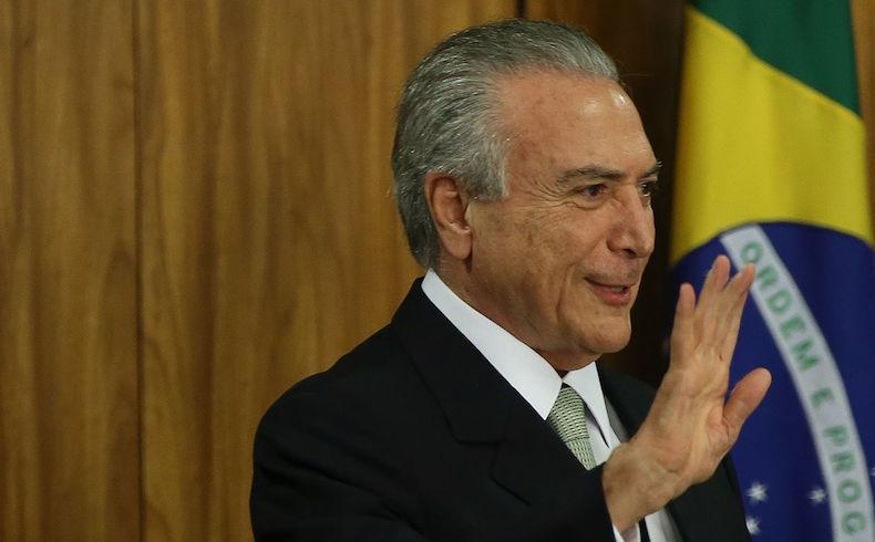 Congreso de Brasil da un primer respaldo a medidas económicas de Temer