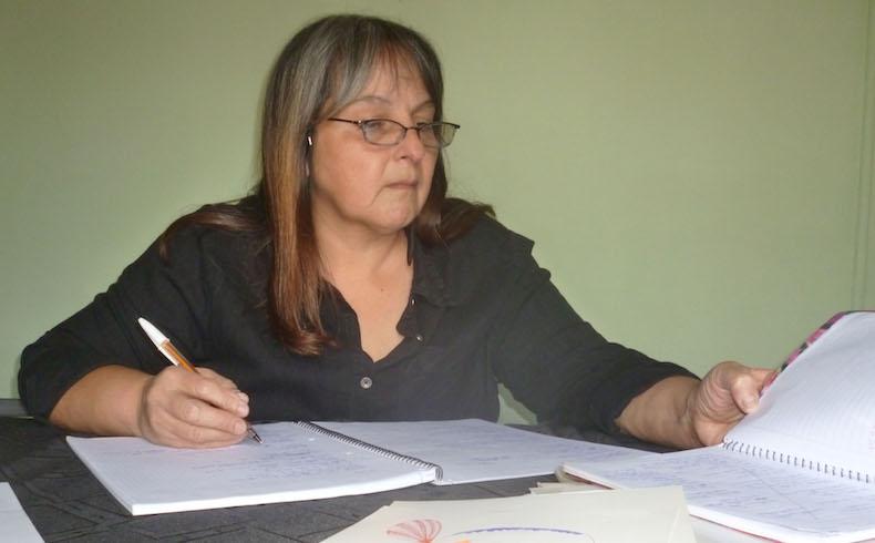 Susana Macció: sus respuestas y poemas