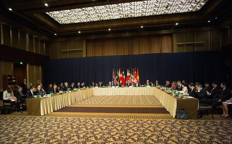 Estados Unidos cree dictar los términos de comercio internacional