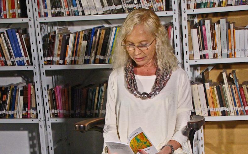 Victoria Lovell: sus respuestas y poemas