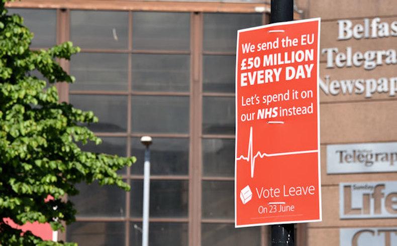 Gobierno británico presenta a Parlamento iniciativa para Brexit