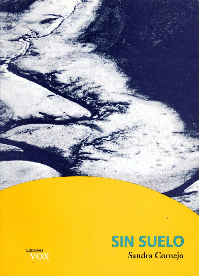 """""""Sin suelo"""" (contratapa de Diamela Eltit, 2001)"""