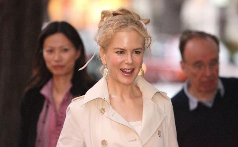Vuelve el porno a la publicidad: Nicole Kidman protagoniza un spot para Etihad Airways y Louis de Funès