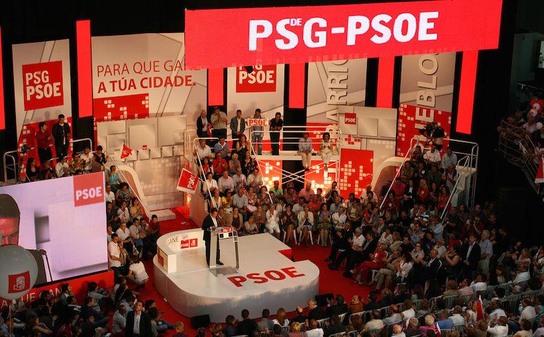 España: Dos poderosos rivales políticos
