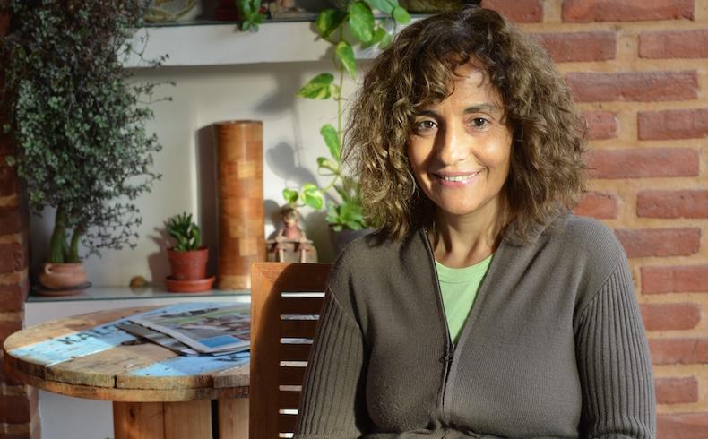 Sandra Cornejo: sus respuestas y poemas