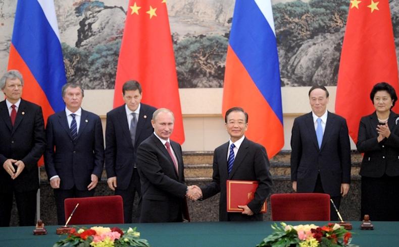 ¿Busca EEUU el enfrentamiento militar Rusia-China?
