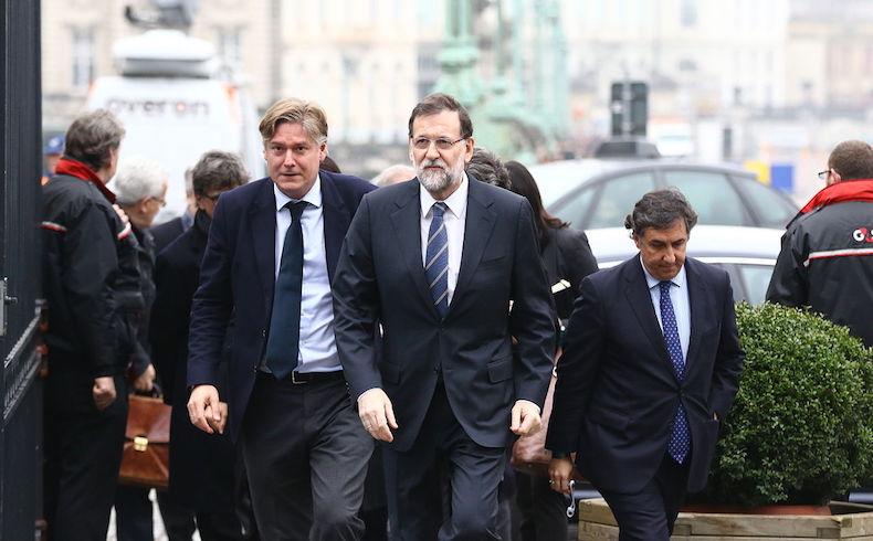 Rajoy rechaza pasar sobre la Constitución española en tema de Cataluña