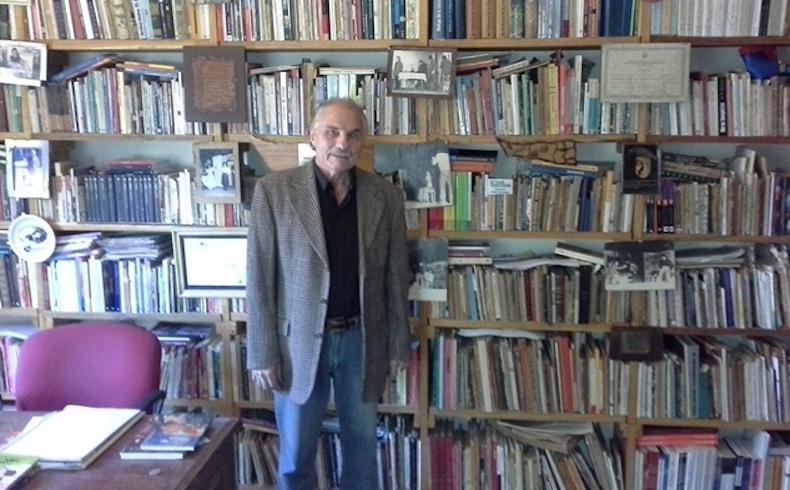 Orlando Van Bredam: sus respuestas, poemas y minificciones
