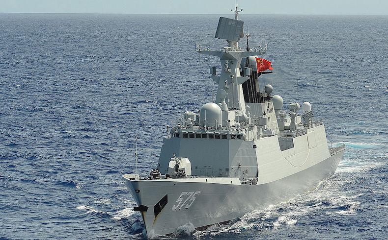China violó la soberanía Filipina y pone en Jaque a India y EEUU