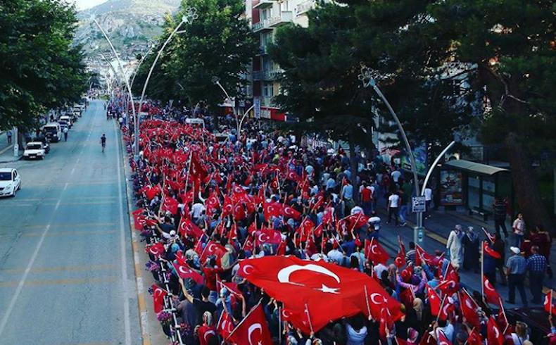 Libertad en Turquía